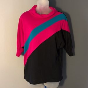 Hill Street Clothing Co. Vintage 1980's Top